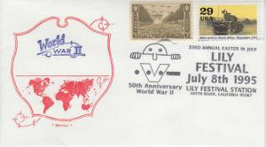 1995 50th Anniv End of WWII Smith River CA  Artopage