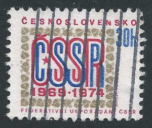 Czechoslovakia #1915 30h CSSR