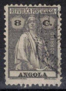 Angola - Scott 158N