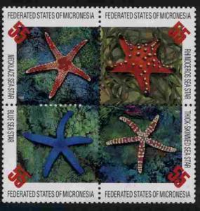 Micronesia 240 MNH Starfish