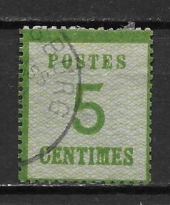 France N4 Franco Prussian War single Used (z1)