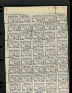 Wholesale Lot Huge Hoard. Mexico #647 @90%. Approx. 2560 Stamps Cat.3200.00.