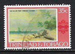 TRINIDAD & TOBAGO 265 VFU A326-5