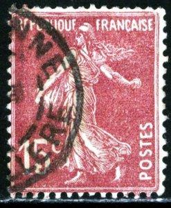 FRANCE #165 , USED - 1926 - FRAN126NS9