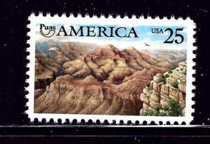 U.S. 2512 MNH 1990 America Issue