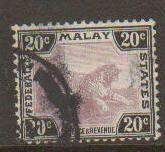 Malaysia #24 Used