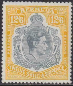 Bermuda 1938-1951 SC 127a Perf 14 MLH