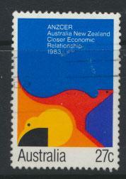 Australia SG 881  Fine Used