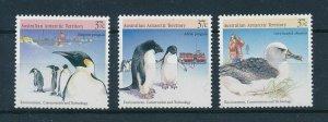 [102937] Australian Antarctic Territory 1988 Birds vögel penguins From set MNH