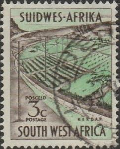 South West Africa, #294 Used, From 1963