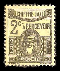 Tunisia J13 Unused (MH)