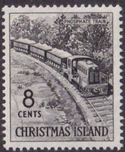 Christmas Island #15 Mint