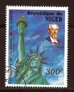 Niger  # C - 372  used  CTO