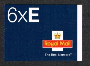 Great Britain Booklet SG MH2