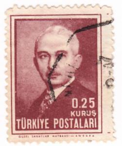 Turkey, Scott # 934, Used