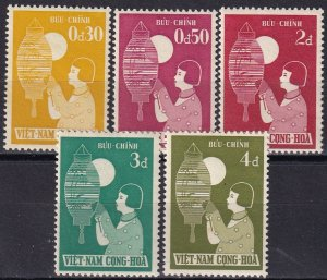 Vietnam #83-7 MNH CV $3.55 (Z8122)
