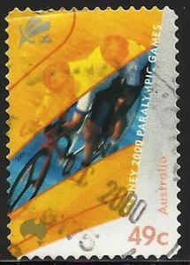 Australia 2000 Scott# 1852 Used