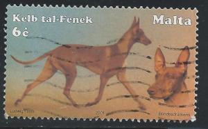Malta #1067 6c Dogs - Kelb tal-Fenek