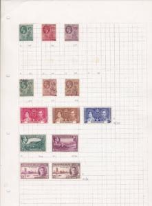 Montserrat  Stamps Ref 15073