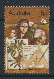 Australia SG 463 - Used