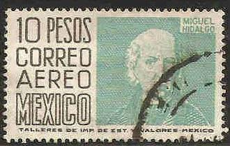 Mexico Used Sc C267 - Hidalgo