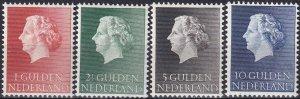 Netherlands #361-4 MNH CV $16.10 (Z8149)