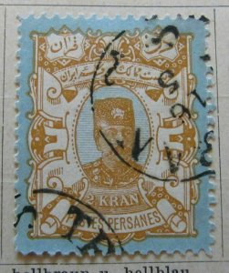A6P39F23 Middle East 1894 2k used