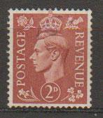 GB George VI  SG 506 Used