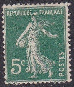 France Sc #159 Mint LH; Mi #116