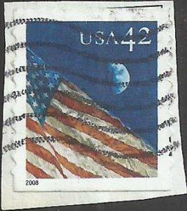 # 4233 USED FLAG AT NIGHT