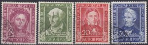 Germany #B310-13 F-VF Used CV $130.00 (Z3826)