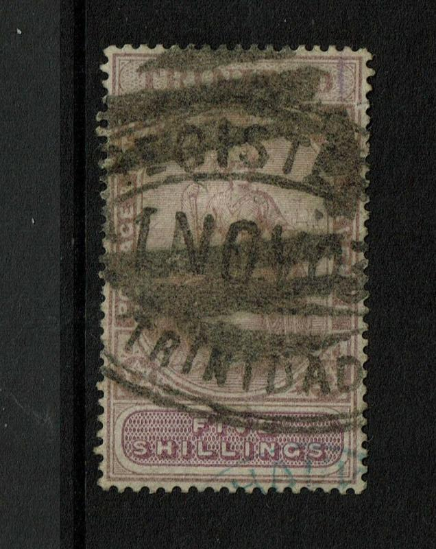Trinidad SG# 132 Used / Killer Revenue Cancel - S6270