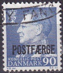Denmark #Q45  F-VF Used (K2983)