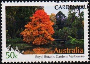 Australia. 2007 50c Fine Used
