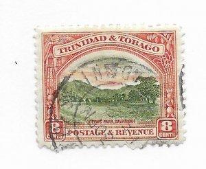 Trinidad & Tobago #38 Used - Stamp - CAT VALUE $4.25