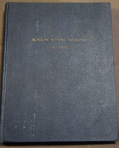 Doyle's_Stamps: First Edition, Boston Postal Markings to 1890, Blake & Davis
