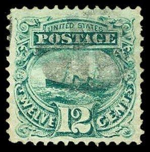 U.S. 1869 ISSUE 117  Used (ID # 80547)