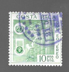 Costa Rica 1961 - U - Scott #C321