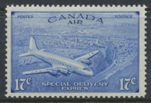Canada  SG S16 MVLH  AIR MAIL   SC# CE3   see detail and scans