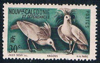 New Caledonia 276 MLH Kagus (BP4415)