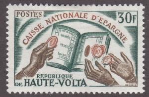 Burkina Faso 179 National Savings Bank 1967