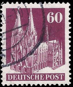 Germany-Bizone 1948 Sc 654a uvf p. 14