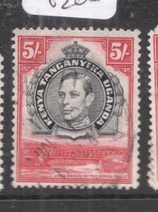 British KUT SG 148 VFU (5dln)