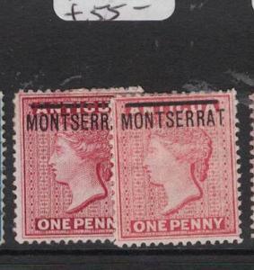 Montserrat SG 8,8c MOG (3dte)