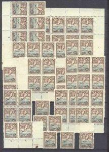 Antigua 116 MNH, 70x, SCV192.50