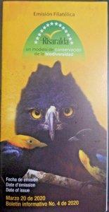 RU) 2020, COLOMBIA, RISARALDA, BIRDS IN THE SANCTUARY OF RISARALDA, FDB