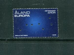 Aland 2009  Europa  Mint VF NH - Lakeshore Philatelics