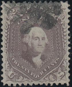 U.S. 70 Used VF+ (53019)