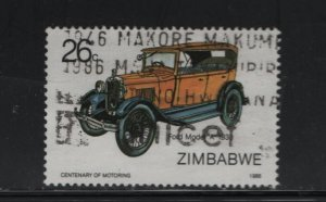 Zimbabwe 538 Used, 1986 Ford Model A
