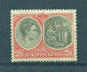 St. Kitts & Nevis sc# 87 mnh cat value $10.50